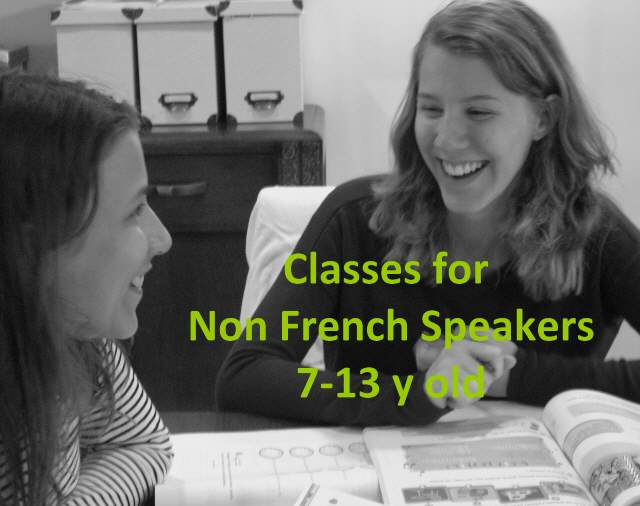 Knows it. french songs for teens